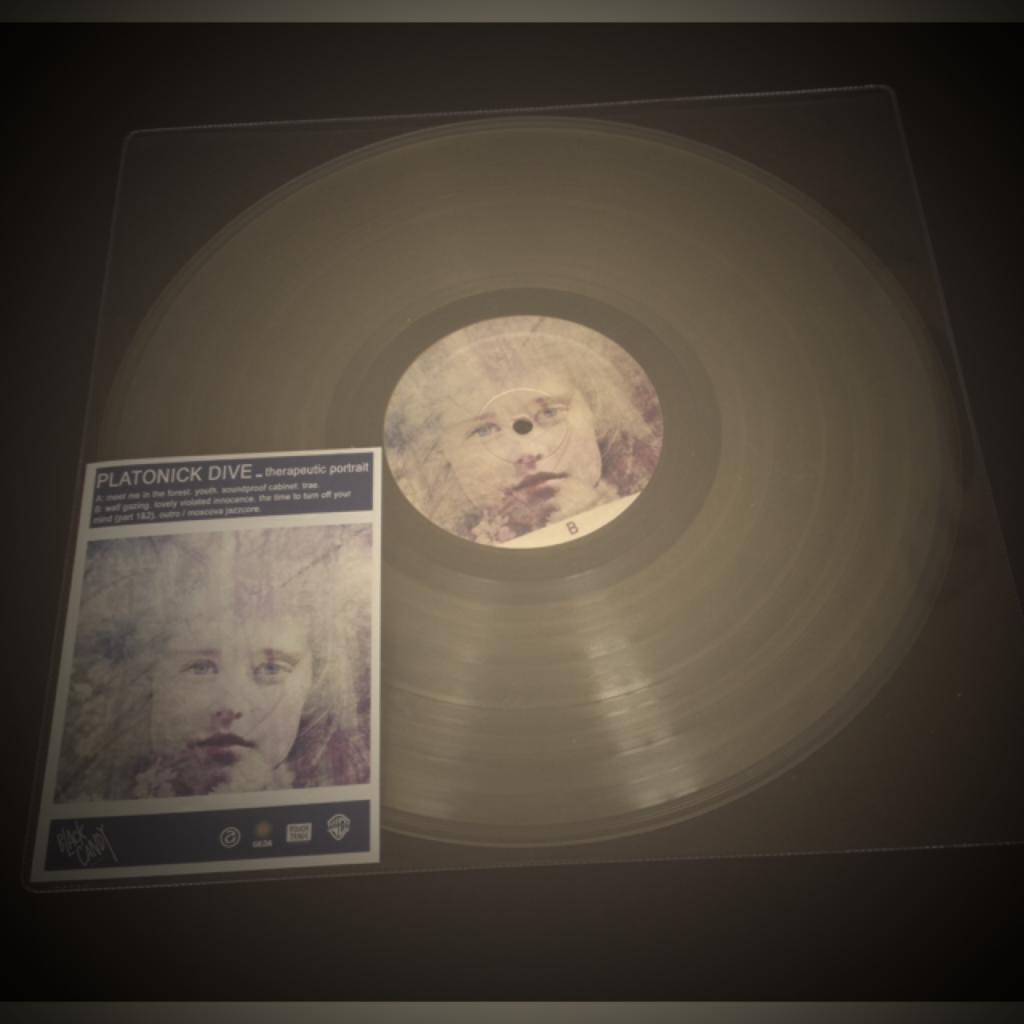 Platonick Dive Vinyl