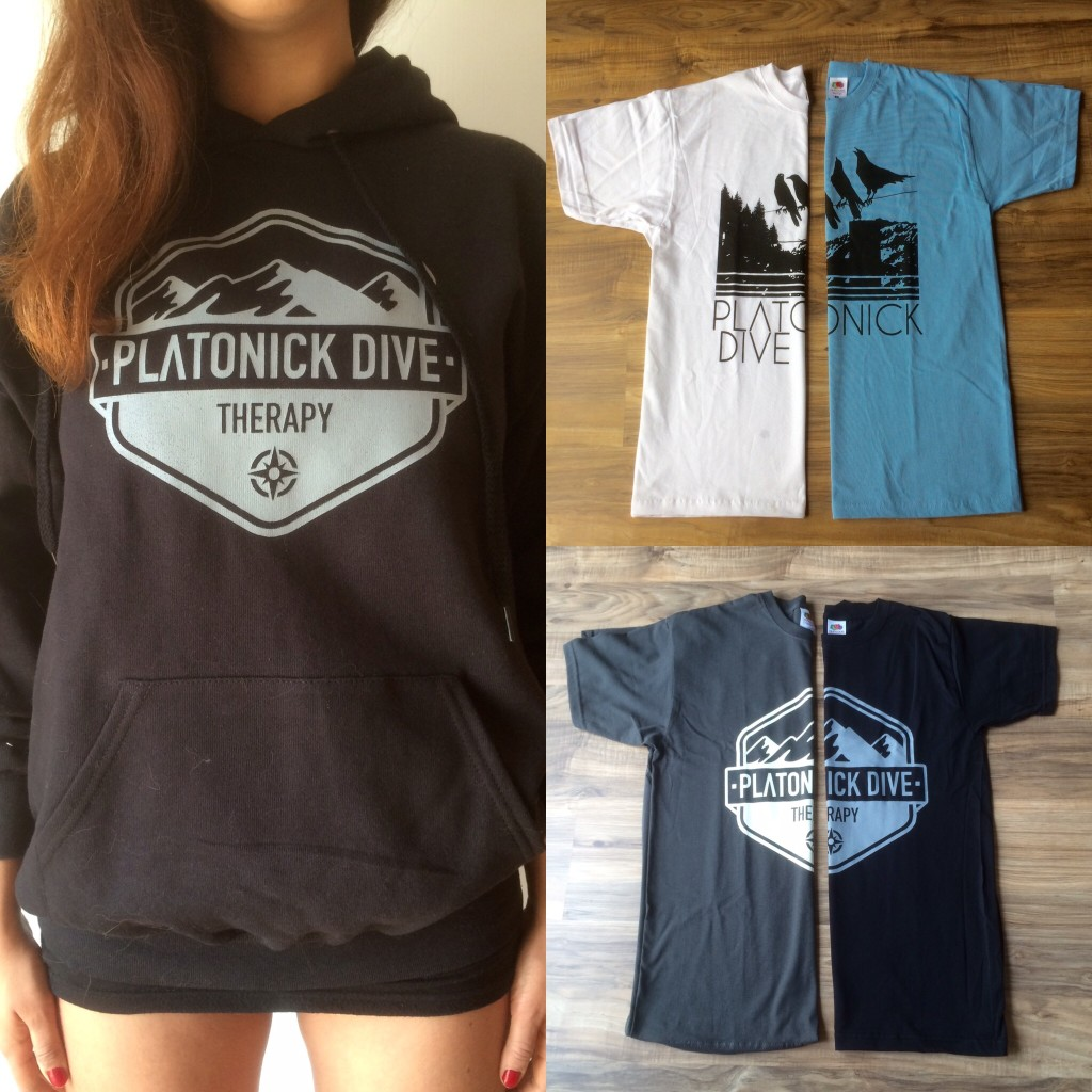 New Merch Platonick Dive
